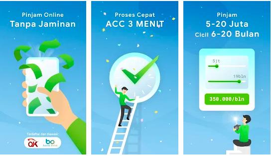12 Pinjaman Fintech Online Tanpa Slip Gaji Terdaftar Dan Diawasi