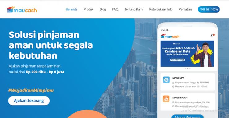 Pengalaman Menggunakan Maucash Aplikasi Pinjaman Online Cair Cepat Cryptoharian